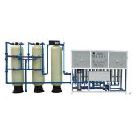 China 2000LPH Reverse Osmosis Drinking Water Filtering Machinery on sale