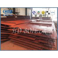 Steel Industrial Boiler Water Wall Panels For Recycling Water ,Utility/Power Station Plant, Auto Submerged Welding Manufactures