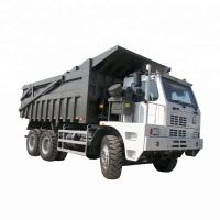 10 Wheels King Mining Dump Truck 371HP Euro 2 61 - 70t Load Capacity Manufactures