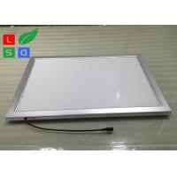 Low Flickering LED Snap Frame Light Box 30mm Frame Width For Display Rack Top Manufactures