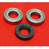 6219-2RS 6215-2rs MR85 2RS carbon steel high precision water pump bearings Manufactures