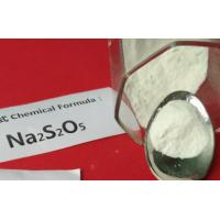 Sodium Metabisulfite white dry powder, Wine Making Food Grade 97% Purity Na2S2O5 Manufactures
