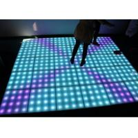Video Dancefloor Rent Led Dance Floor Interactive Floor Display Manufactures