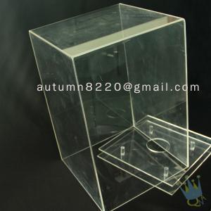 BO (69) acrylic cosmetic organizer case Manufactures