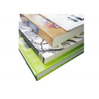 Full Color Soft Cover Matt Paper Book Printing Services For Book Publishing Manufactures
