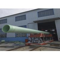 FRP PIPE GRP pipe with quartz sand Dn50-DN3000 Manufactures