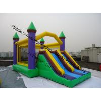 inflatable bouncer trampoline combo bouncy castle Manufactures