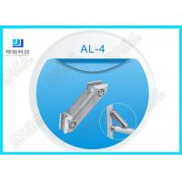Claw Attended Mode Aluminum Weld Pipe Fittings AL-4 Double Sides 45 Degree Joint Manufactures