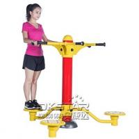 China manufacturer of high quality cheap Outdoor Fitness Equipment waist twister fitness equipment Manufactures