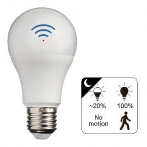 WW Outdoor Motion Sensor Light Bulb , Exterior Motion Sensor Light Bulbs Manufactures