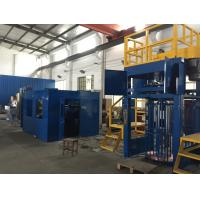800mm Basket Wire Coiling Machine 1500m/min Equipped Basket Changing System Manufactures