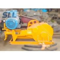 Customized Color Cement Pressure Grouting Pump For Building Long Service Life Manufactures