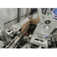 Full Automated Carton Box Packaging Machine , Fruits And Vegetables Encasing Machine Manufactures