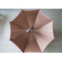 Full Fiberglass Promotional Gifts Umbrellas With Printed Logo Hydrophobic Manufactures