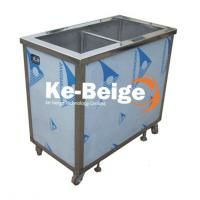 Custom Industrial Ultrasonic Cleaning Machine 28KHz Of Stainless Steel Tank Manufactures