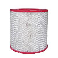 Pleated Air Compressor Filter Cartridge , Air Compressor Air Filter Element For Ingersoll Rand Manufactures