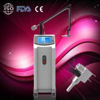 Professional RF laser CO2 vagina tightening & skin resurfacing machine for spa and clinic use Manufactures