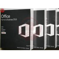 Microsoft Office Home And Business 2016For Mac Retail Key Online Activate Manufactures