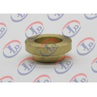Brass Bushing / Turned Metal Parts Has Through Hole Precision Lathe Process Manufactures