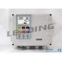 0.37-2.2KW Booster Pump Controller With Pressure Transmitter 0.5-4.5V Manufactures
