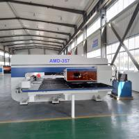 8mm Carbon Steel Plate CNC Turret Punching Machine For Steel And Stainless Steel Plates Manufactures