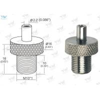 Aircraft Cable Hangers / Grip Lock Cable Grippers With Key Flange Cap Manufactures