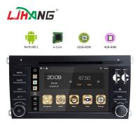 3g Wifi Steering Wheel Control Car Stereo DVD Player , Porsche Android Car Stereo Manufactures
