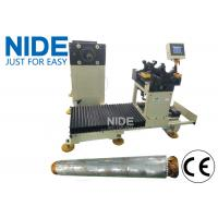 High automation deep water pump motor stator coil and wedge winding inserter Manufactures