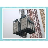 Professional Platform Construction Material Lifting Hoist Equipment Manufactures