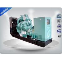 High Efficiency 3 Phase Gas Generator Set Brushless Support All Power Manufactures