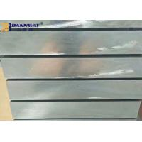 Silver Aluminium Alloy Plate 1250mm x 2500mm x 22mm High Performance Manufactures