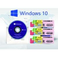 Windows 10 Pro Genuine Product Key , License Retail Online Activation Key Code Manufactures