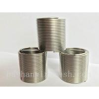 DIN/GB stainless steel screw thread coils wiyh superior quality Manufactures