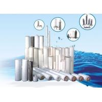 China china supplier PP pleated filter cartridge water filter for water filter system on sale