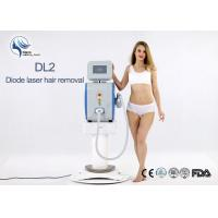 Laser Emitter Permanent Diode Laser Hair Removal Machine With 808nm Diode Laser System Manufactures