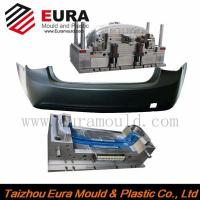 China Hot sale high quality low price car bumper mould, plastic injection auto bumper mould/mold on sale