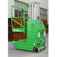 Buy cheap Max Platform Height 6m Self-Propelled Aluminum Aerial Work Platform with Lift Capacity of 125kg from wholesalers