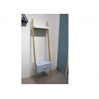BSCI Bamboo And MDF Coat And Shoe Rack For Living Room Manufactures