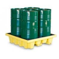SYSBEL Oil Tank 4 Drum PE Spill Pallet And Spill Deck , Easy To Clean Manufactures