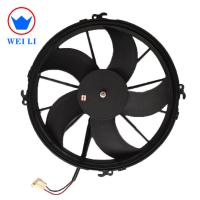 Bus Universal Roof Top Condenser Fan Air Conditioner Parts Blowing / Suction Fan Manufactures