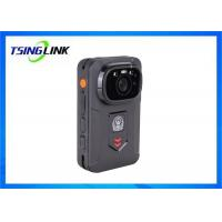 4G Wireless Body Worn Camera For Police Law Enforcement Security Guard Manufactures