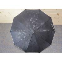 Windproof Promotional Gifts Umbrellas Custom Printed Parasols With Watermark Print Manufactures