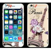 Wholesale Tempered Glass Screen Protector Flim for iPhone 5 iPhone 6 iPhone 6 plus 3D Flowers Printed Manufactures