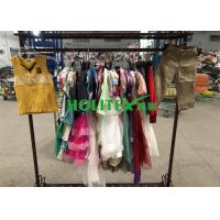 Fashion Used Children'S Clothing / Second Hand Girls Clothes For Africa Manufactures