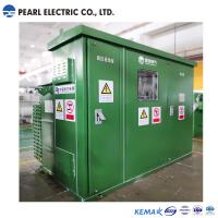 Transformer substation with low cost and free maintenance Manufactures
