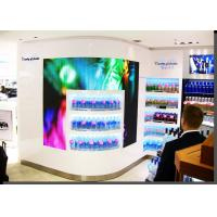 China P10 IP65 Full Color RGB Indoor Led Display /Screen  for Energy Saving/High Brightness on sale