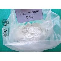 Growth Hormone Testosterone Anabolic Steroid , CAS 58-22-0 Testosterone Based Steroids Manufactures