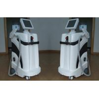 808nm 755m 1064nm Long pulse nd yag laser hair reduction machine for legs , breast and bikini hair removal Manufactures
