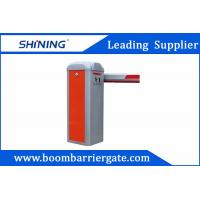 6 Meters Electronic Automatic Barrier Gate Parking Management System Manufactures