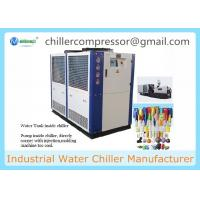 Plastic Injection Machine Mould Cooling 10 Tons Air Cooled Water Chiller Manufactures
